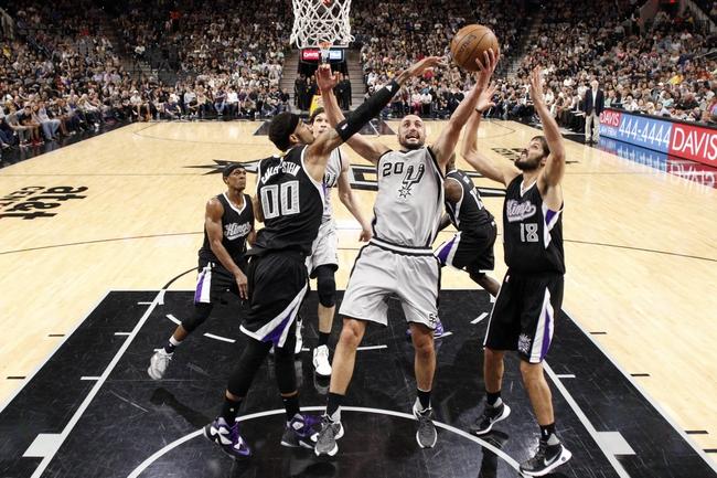 San Antonio Spurs at Sacramento Kings - 10/27/16 NBA Pick, Odds, and Prediction