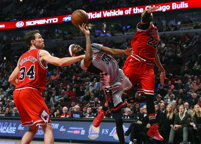 Rockets vs. Bulls - 3/31/16 NBA Pick, Odds, and Prediction