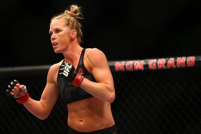 Holly Holm vs. Valentina Shevchenko UFC on Fox 20 Pick, Preview, Odds, Prediction - 7/23/16