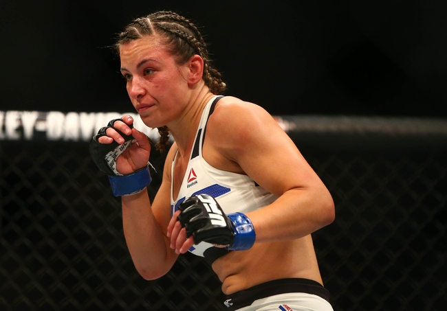 Miesha Tate vs. Amanda Nunes UFC 200 Pick, Preview, Odds, Prediction - 7/9/16