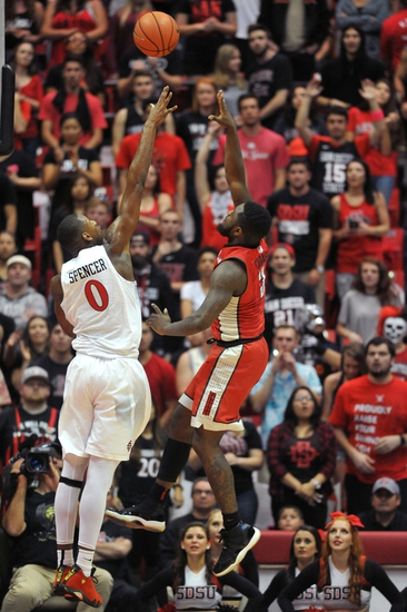 San Diego State Aztecs vs. Utah State Aggies - 3/10/16 College Basketball Pick, Odds, and Prediction