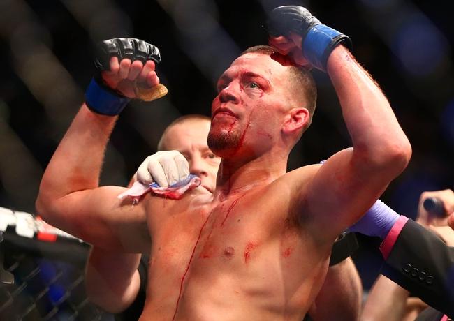 Nate Diaz vs. Conor McGregor UFC 202 Pick, Preview, Odds, Prediction - 8/20/16