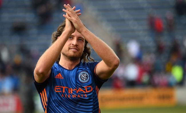 New York City FC vs. Toronto FC MLS Pick, Odds, Prediction - 3/13/16