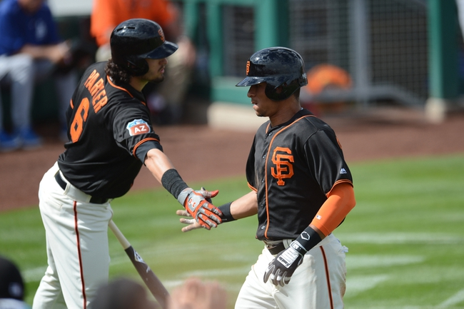 San Francisco Giants vs. Los Angeles Dodgers - 4/7/16 MLB Pick, Odds, and Prediction