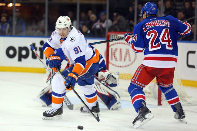 Rangers vs. Islanders - 4/7/16 NHL Pick, Odds, and Prediction