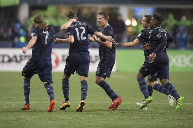 Sporting Kansas City vs. Vancouver Whitecaps FC MLS Pick, Odds, Prediction - 3/12/16