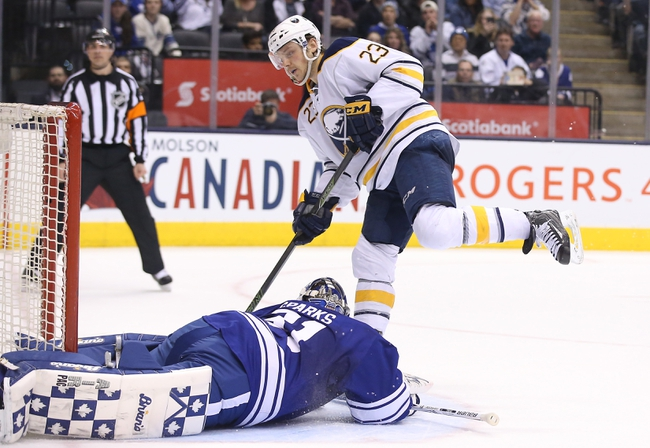 Toronto Maple Leafs vs. Buffalo Sabres - 3/19/16 NHL Pick, Odds, and Prediction