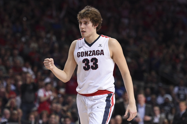 St. Mary's vs. Gonzaga - 3/8/16 WCC Championship Pick, Odds, and Prediction