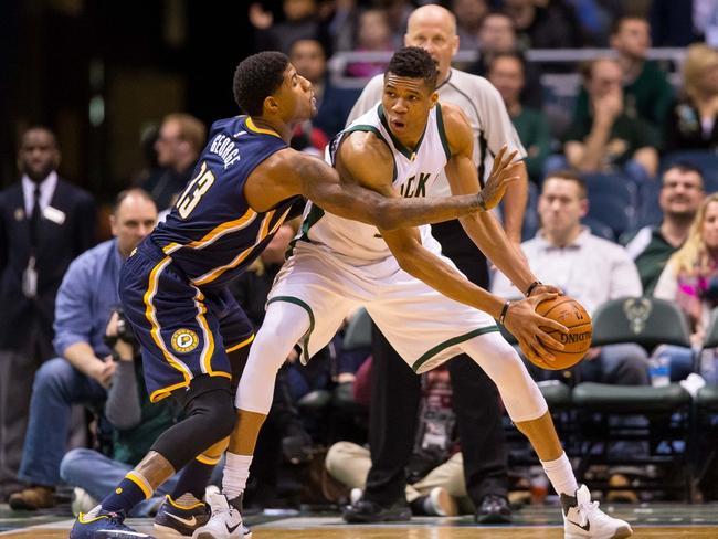 Pacers at Bucks - 4/13/16 NBA Pick, Odds, and Prediction
