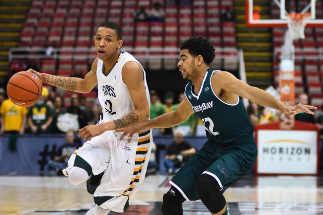 Wright State vs. Cal State-Bakersfield - 11/25/16 College Basketball Pick, Odds, and Prediction
