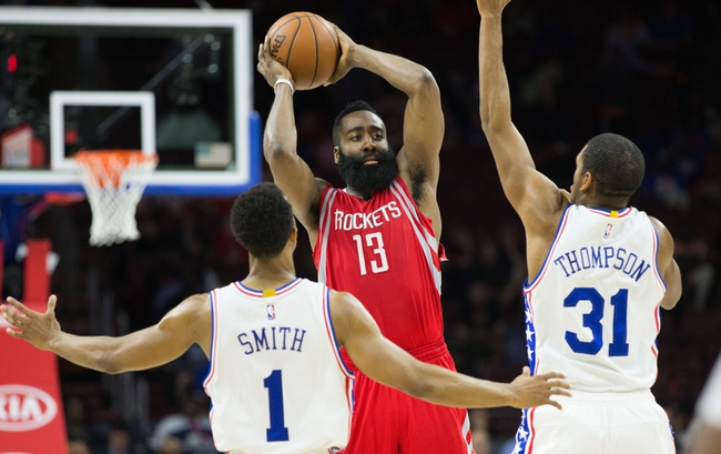 Houston Rockets Game Day: Here come the youthful Sixers