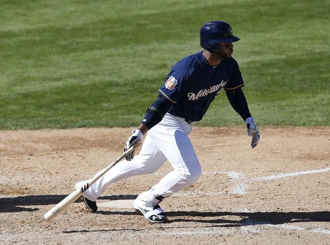 Milwaukee Brewers vs. San Francisco Giants - 4/4/16 MLB Pick, Odds, and Prediction