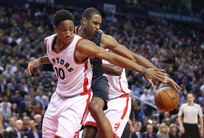 Toronto Raptors vs. Atlanta Hawks - 3/30/16 NBA Pick, Odds, and Prediction
