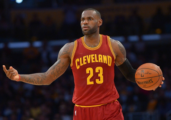 Los Angeles Clippers vs. Cleveland Cavaliers - 3/13/16 NBA Pick, Odds, and Prediction