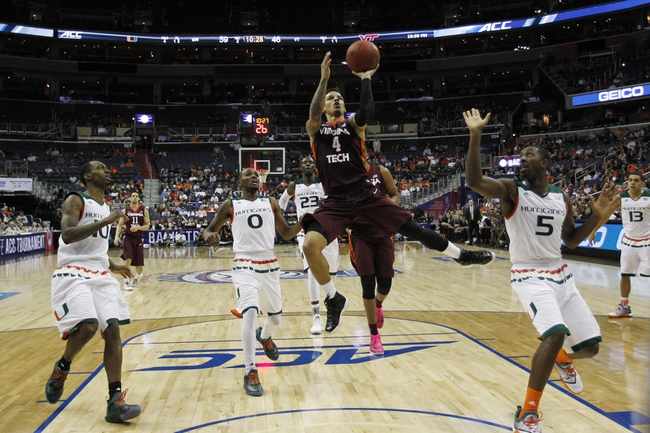 Virginia Tech vs. Princeton  - 3/16/16 NIT College Basketball Pick, Odds, and Prediction