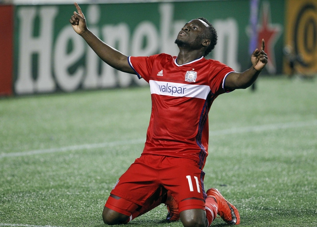 Chicago Fire vs. Montreal Impact MLS Pick, Odds, Prediction - 4/16/16