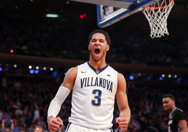Villanova vs. UNC Asheville - 3/18/16 NCAA Tournament Pick, Odds, and Prediction