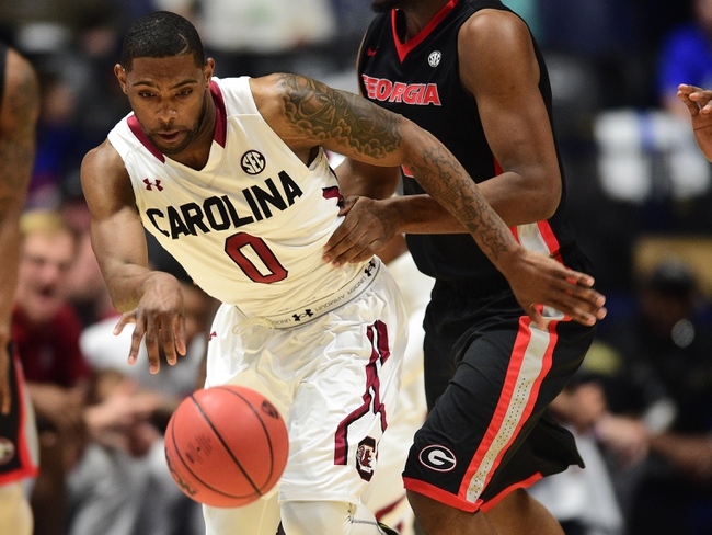 South Carolina vs. Holy Cross  - 11/13/16 College Basketball Pick, Odds, and Prediction