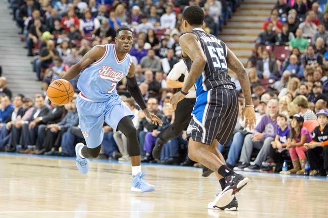 Orlando Magic vs. Sacramento Kings - 11/3/16 NBA Pick, Odds, and Prediction