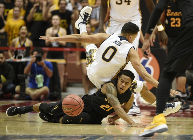 East Tennessee State vs. UC Irvine - 11/27/16 College Basketball Pick, Odds, and Prediction
