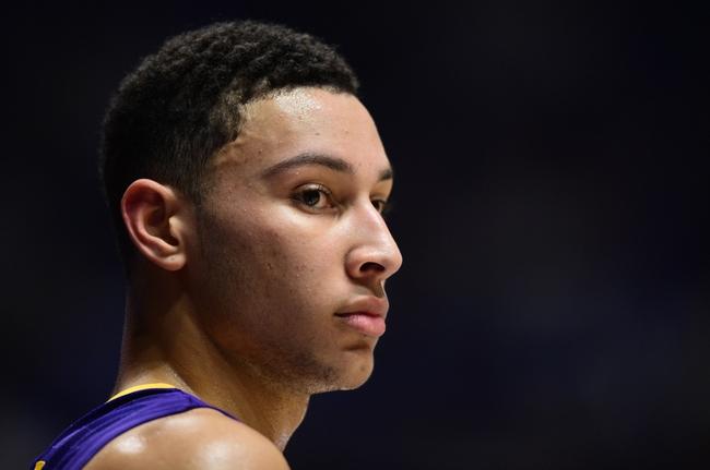 2016 NBA Mock Draft: Philadelphia 76ers Select Ben Simmons
