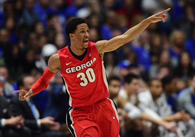 Georgia vs. Belmont - 3/16/16 NIT College Basketball Pick, Odds, and Prediction
