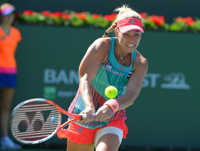 Angelique Kerber vs. Misaki Doi 2016 Wimbledon Pick, Odds, Prediction