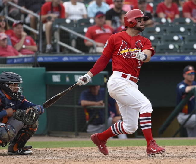 St. Louis Cardinals vs. Houston Astros - 6/15/16 MLB Pick, Odds, and Prediction