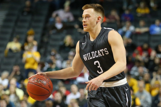 Davidson Wildcats vs. Charlotte 49ers - 11/26/16 College Basketball Pick, Odds, and Prediction