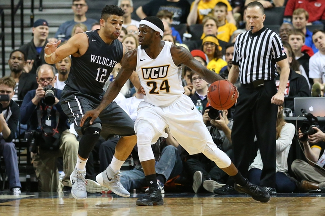 VCU Rams vs. Saint Joseph's Hawks - 3/13/16 College Basketball Pick, Odds, and Prediction