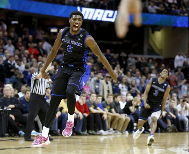 Air Force Falcons vs. Akron Zips - 11/25/16 College Basketball Pick, Odds, and Prediction