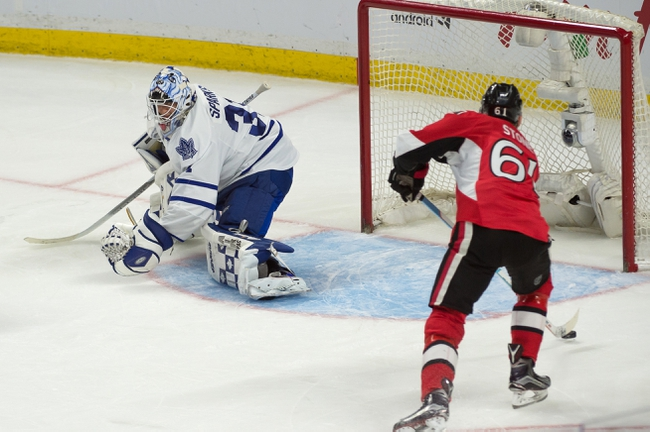 Ottawa Senators vs. Toronto Maple Leafs - 10/12/16 NHL Pick, Odds, and Prediction