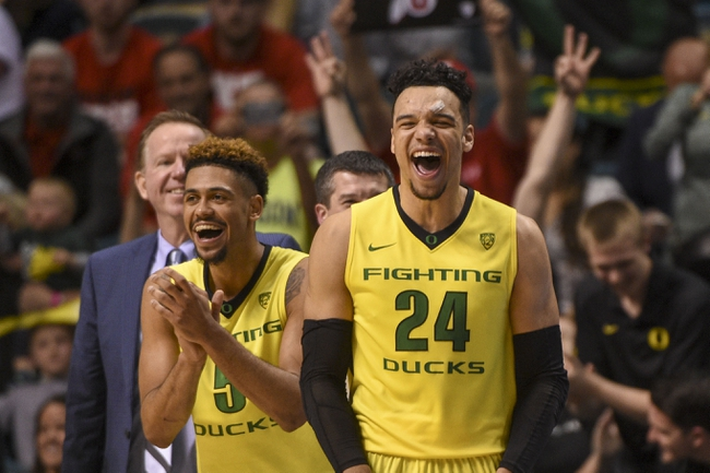 Oregon Ducks vs. Holy Cross Crusaders - 3/18/16 College Basketball Pick, Odds, and Prediction