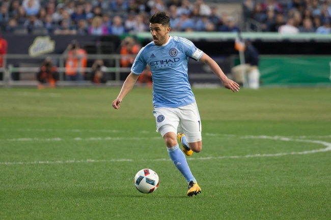 New York City FC vs. Orlando City SC MLS Pick, Odds, Prediction - 3/18/16