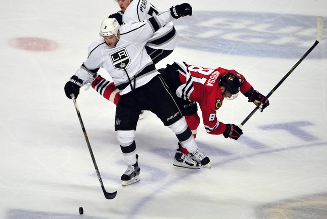 Los Angeles Kings vs. Chicago Blackhawks - 11/26/16 NHL Pick, Odds, and Prediction