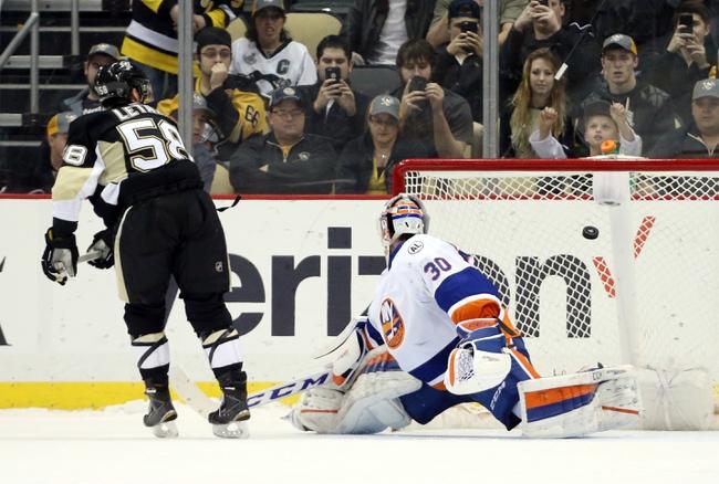Islanders vs. Penguins - 4/2/16 NHL Pick, Odds, and Prediction