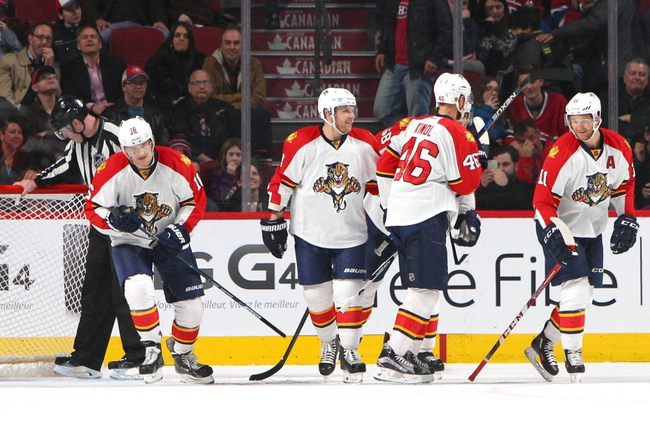 Florida Panthers vs. Montreal Canadiens - 4/2/16 NHL Pick, Odds, and Prediction