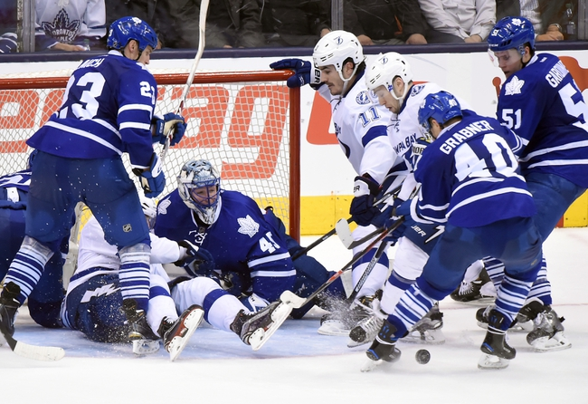 Tampa Bay Lightning vs. Toronto Maple Leafs - 3/28/16 NHL Pick, Odds, and Prediction