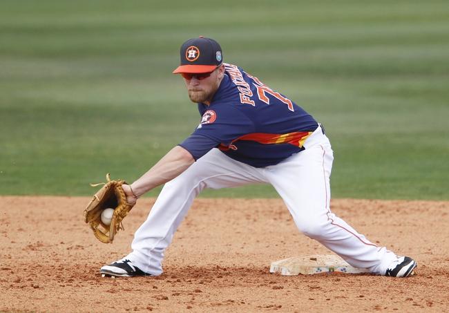Houston Astros vs. Detroit Tigers - 4/15/16 MLB Pick, Odds, and Prediction