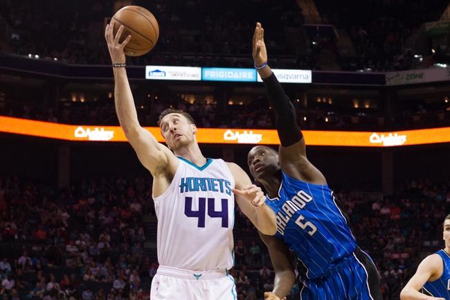 Magic at Hornets - 4/13/16 NBA Pick, Odds, and Prediction