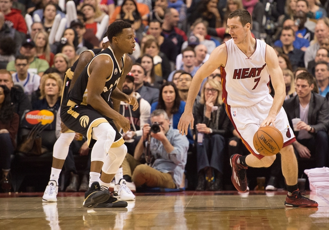 Toronto Raptors vs. Miami Heat - 5/3/16 NBA Pick, Odds, and Prediction