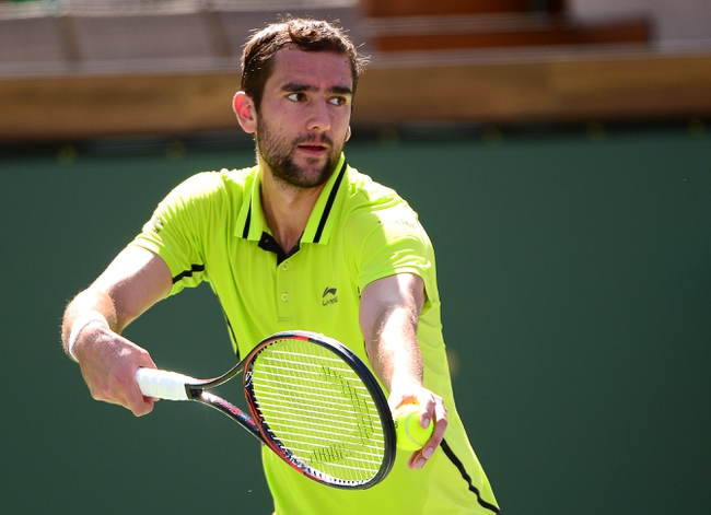 Marin Cilic vs. Brian Baker 2016 Wimbledon Pick, Odds, Prediction