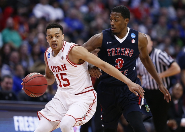 Utah vs. UC Riverside - 11/25/16 College Basketball Pick, Odds, and Prediction