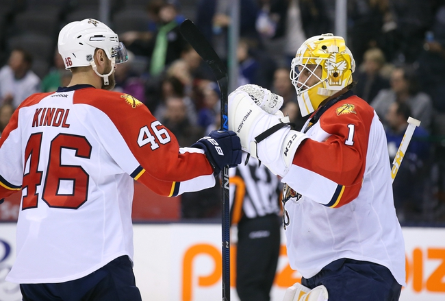 Florida Panthers vs. Toronto Maple Leafs - 3/29/16 NHL Pick, Odds, and Prediction