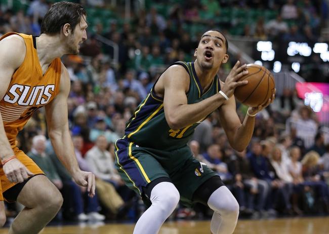 Suns vs. Jazz - 4/3/16 NBA Pick, Odds, and Prediction