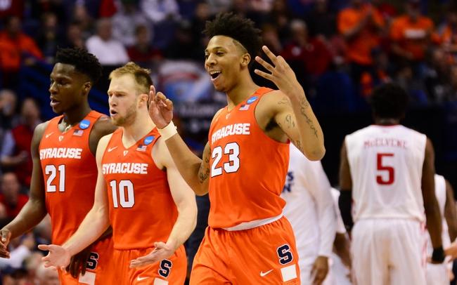 MTSU Blue Raiders vs. Syracuse Orange - 3/20/16 NCAA Tournament College Basketball Pick, Odds, and Prediction