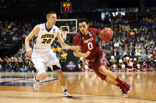 Temple Owls vs. Manhattan Jaspers - 11/20/16 College Basketball Pick, Odds, and Prediction