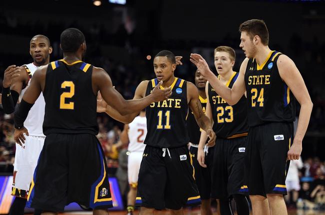 UC Irvine vs. South Dakota State - 11/14/16 College Basketball Pick, Odds, and Prediction