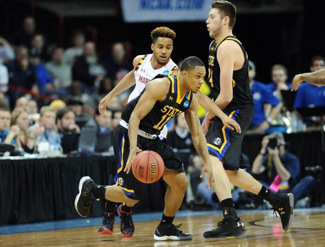 South Dakota State vs. UC Irvine - 11/25/16 College Basketball Pick, Odds, and Prediction