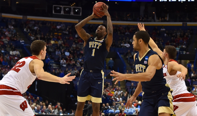 Pittsburgh Panthers vs. Eastern Michigan Eagles - 11/11/16 College Basketball Pick, Odds, and Prediction